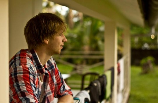 Adrian in Guyana